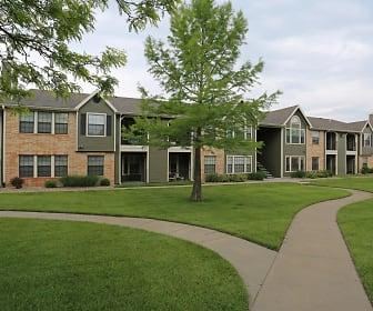 Building, Sherwood Apartments