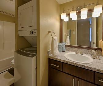Bathroom, Bellevue at Pecan Grove