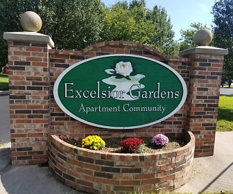 Excelsior Gardens Apartments, Ozark Junior High School, Ozark, MO