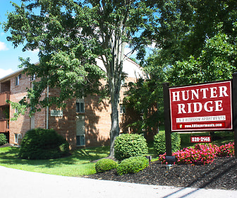 Community Signage, Hunter Ridge