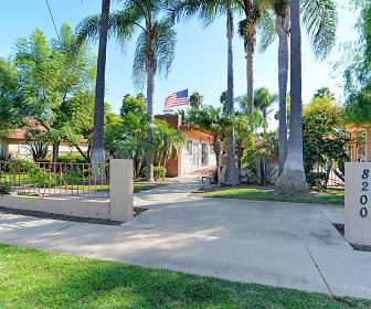Ocean Park, Golden West College, CA