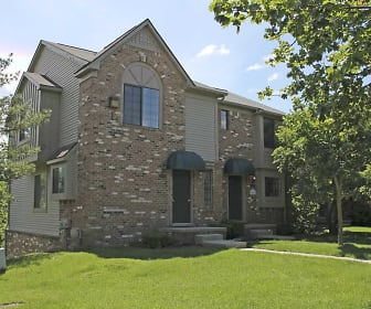 Building, Wexford Townhomes Of Novi