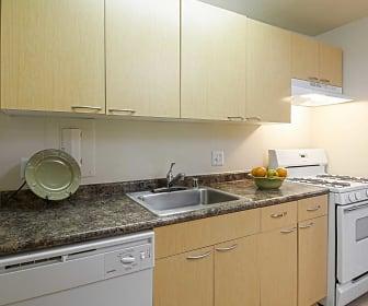 Kitchen, Verona at Silver Hill