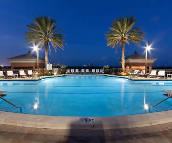 Pool, Sunrise Harbor