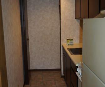 Kitchen, Springwood Apartments