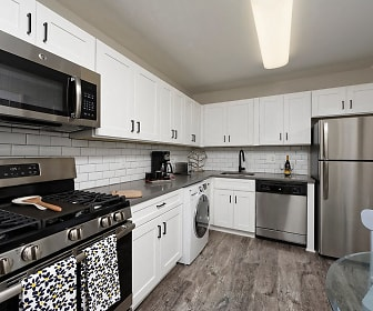 Kitchen, Trillium Apartments