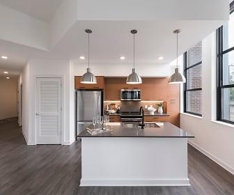 Kitchen, Gables Pointe 14