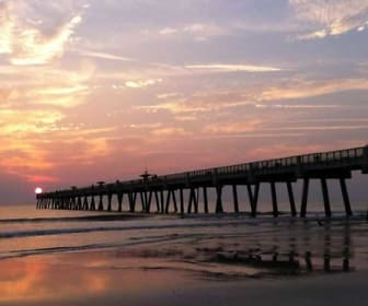 enjoy a sunset from your balcony, Surfside Apartments