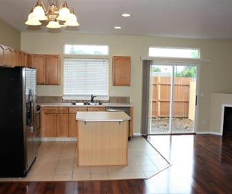 Kitchen, 859 SW 175th Terrace