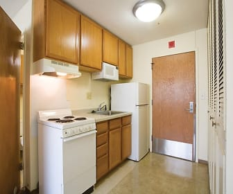 Kitchen, Loring Towers