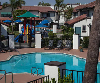 Pool, Portofino Townhomes