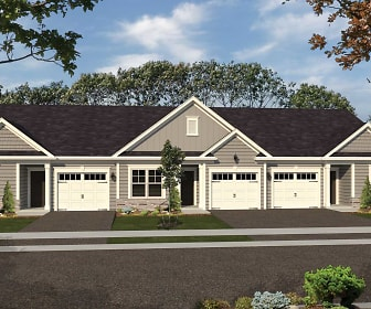 Building, The Townhomes at Stonebriar Glen