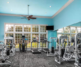 Fitness Weight Room, Colonial Grand at Hammocks
