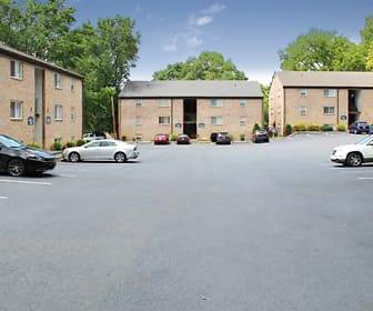 Building, Salem View Apartments