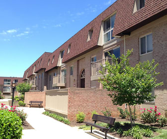 Cider Mill Apartments, English House, MD