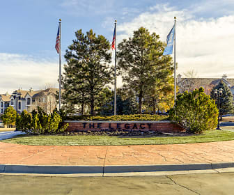 Community Signage, The Legacy at Highlands Ranch Apartments
