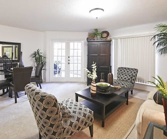Living Room, Park Place At Turtle Run