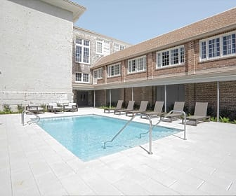 Pool, Good Counsel Apartments