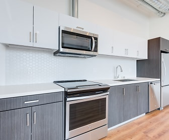 Kitchen, Western Lofts