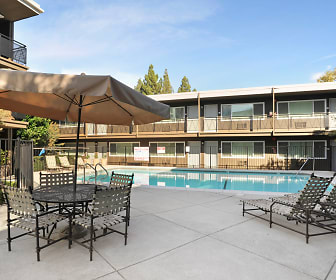 Pool, Carmel House