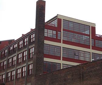 Building, Walker Weeks Apartments