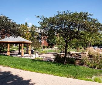 Park At City West, Main Street School Performing Arts, Hopkins, MN