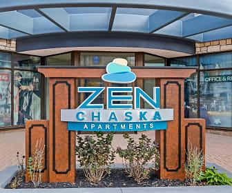 Community Signage, Zen Chaska