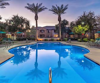 Pool, Encantada Canyon Trails