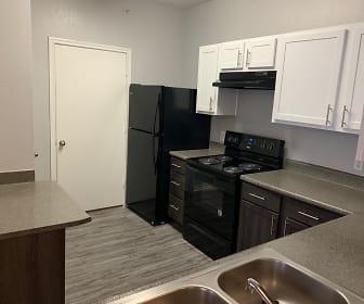 Kitchen, Port Royal Apartment Homes