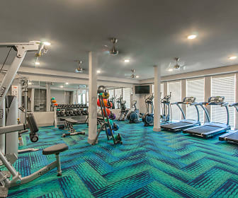 Cardio and Strength Training Fitness Center, Bexley Central Park
