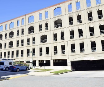 Building, Dobson Mills Apartments & Lofts
