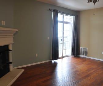 Living Room w Fire Place, 3890 S Dayton Street