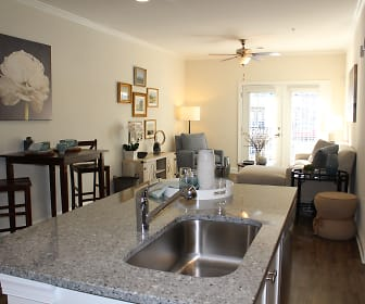 Kitchen, The Retreat at Sumter