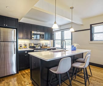 Kitchen, The Townhouse