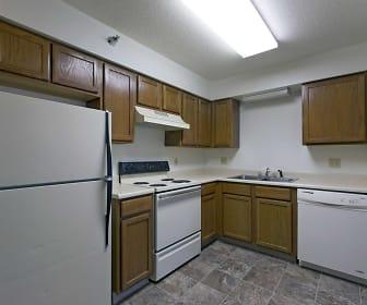Kitchen, Centennial Place