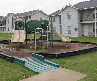 Playground, Village Green Apartments