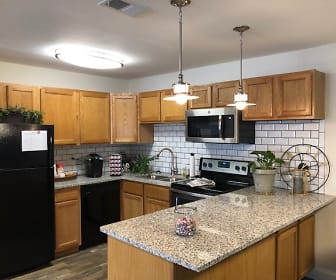 Kitchen, Cook Apartments at Libertyville