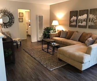 Living Room, Casa De Jerardo