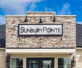 Community Signage, Sunbury Pointe
