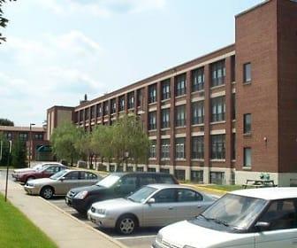Building, Park Hill Apartments