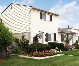 Auburn Village Townhomes, 48340, MI