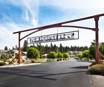 Community Signage, Pine Valley Ranch