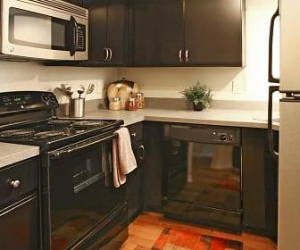 Kitchen, Enclave at Northwood