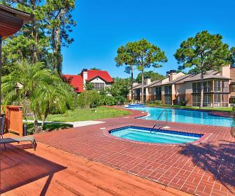 Pool, Timberlake Apartments