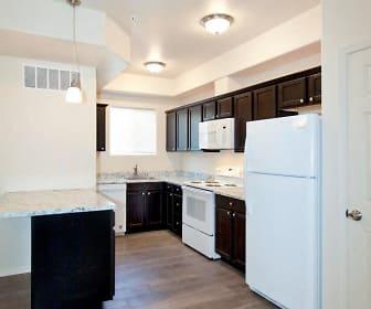 Sunset Ridge Apartments Kitchen, Sunset Ridge