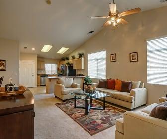 Living Room, The Villas At Hesperia