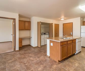 Kitchen, Patterson Heights Apartments