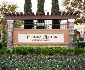 Community Signage, Victoria Arbors
