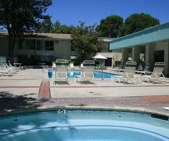 Pool, Woodcreek Apartments