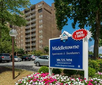 Middletowne & The Dona, Dwight D Eisenhower Middle School, Laurel, MD
